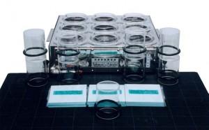透湿度試験装置