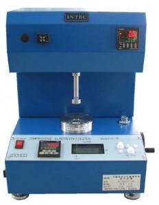 圧縮率及び圧縮弾性率測定装置