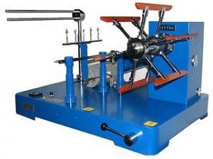 電動検尺機(繊度測定用)