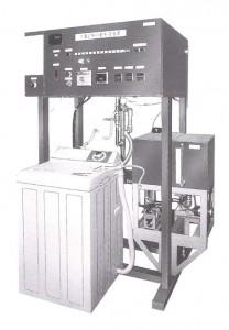 全自動洗濯試験装置