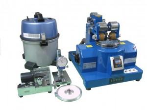 一般織物摩耗・敷物動的荷重減少率測定器( テ-バ・ロータリー形)