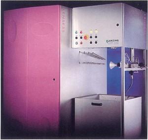自動サンプリングシステム(自動糸切替え装置)型式:LENSESS