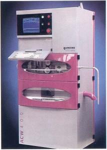自動Denier(dtex)糸班測定装置 型式:ACW400&DVA