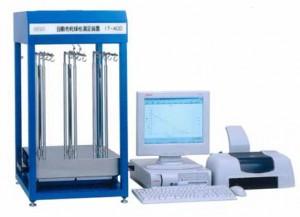 自動布乾燥性・速乾性測定装置