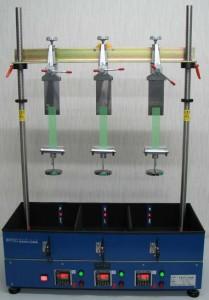 テープ・シート粘着保持力試験機