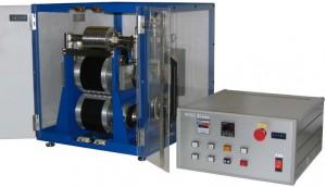 面ファスナ耐久性試験装置